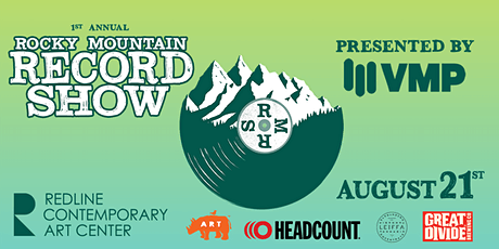 Rocky Mountain Record Show presented by VMP tickets