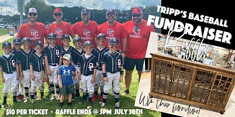 Tripp's Baseball Fundraiser tickets