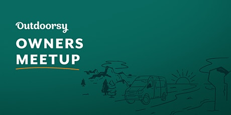 Outdoorsy Owner Meetup- Seattle, WA tickets