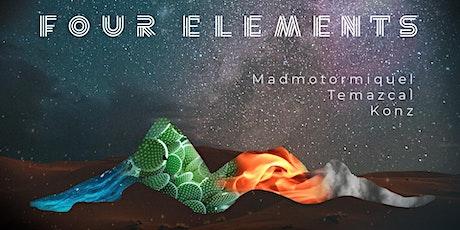 Four Elements OPEN AIR w/ Madmotormiquel (Bachstelzen | Katermukke) Tickets