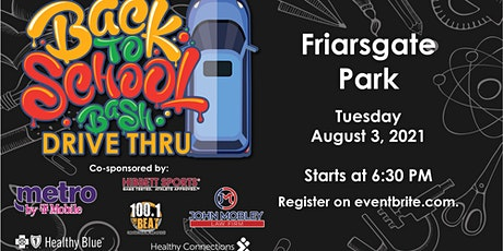 Back to School Bash-Friarsgate Park tickets