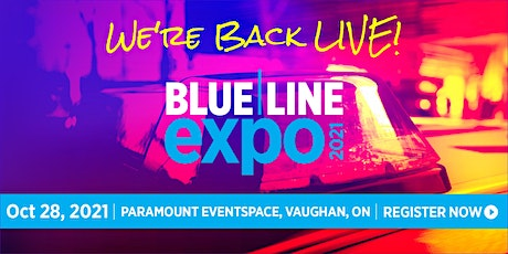 Blue Line Expo tickets