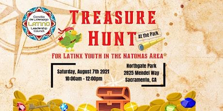 Treasure Hunt tickets