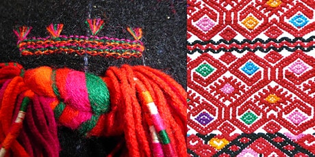 Talking Mexican Textiles tickets