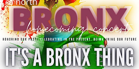 North Bronx Homecoming Concert tickets