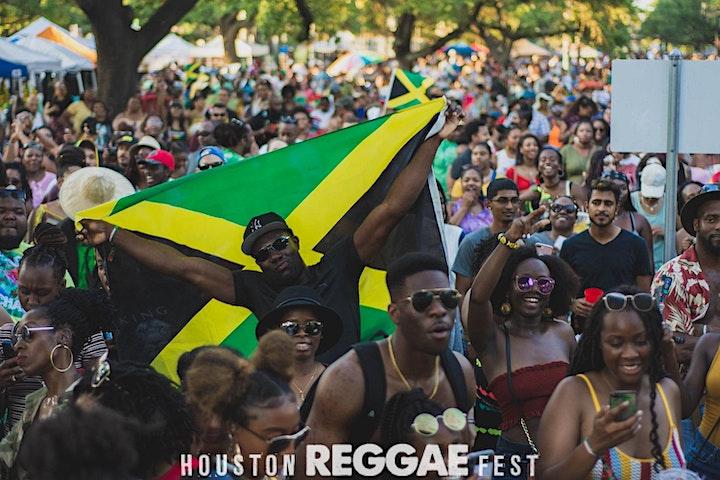 2021 Houston Reggae Fest image
