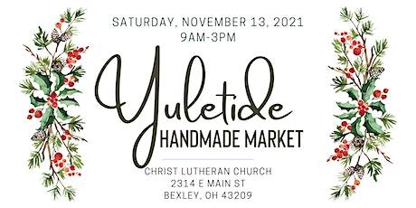Yuletide Handmade Market tickets