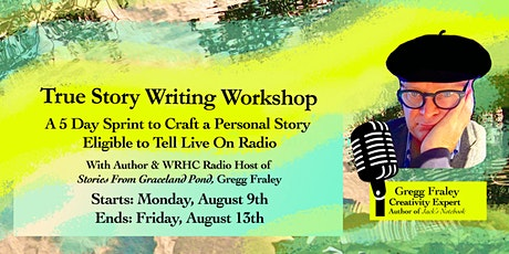 Write Your True Story, a  Workshop tickets