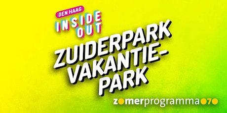 DHIO Zuiderpark Vakantiepark – Muziekworkshop Rap tickets