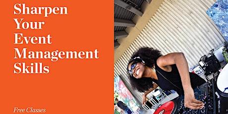 Event Management Training -- October 14, 2021 tickets