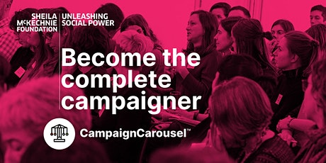 Introduction to Campaigning and Social Change tickets
