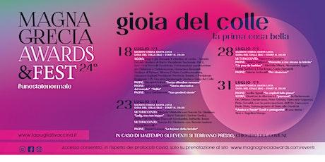 MGA & FEST Gioia del Colle biglietti