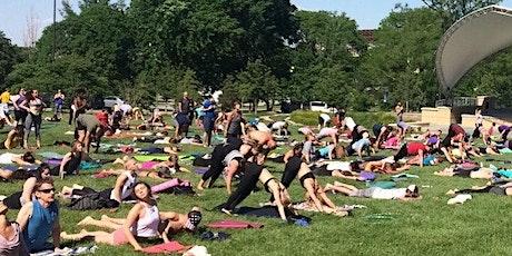 Yoga Rocks the Park-Omaha tickets