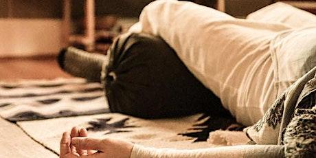 Yoga Nidra with Singing Bowls - August billets