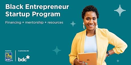 How to apply with Futurpreneur Black Entrepreneur Start-Up Program! tickets