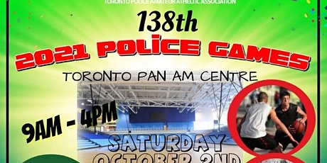 Toronto Police Games 2021 tickets