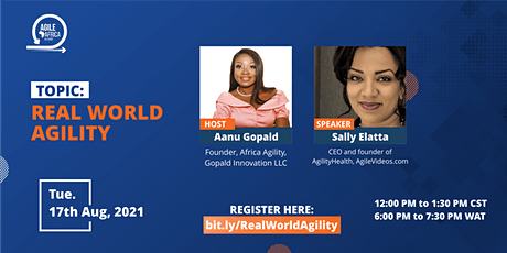 Real World Agility tickets