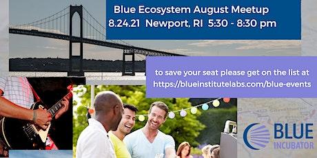 Blue Ecosystem August Newport Meetup BBQ at Innovate Newport tickets