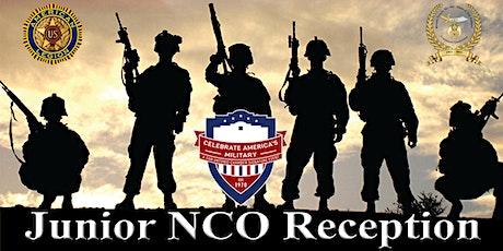 Celebrate America's Military Junior NCO Reception tickets