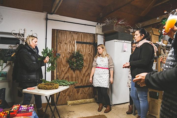 Christmas Wreath Workshops image