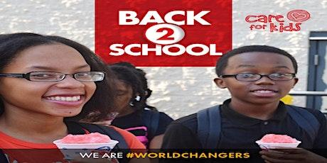 Back 2 School Community Day tickets