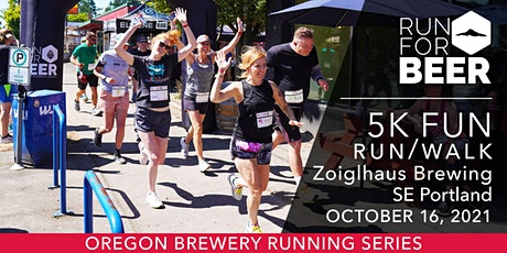 Beer Run - Zoiglhaus Brewing | 2021 OR Brewery Running Series tickets
