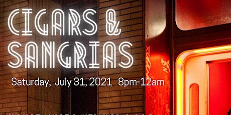 Sexy Sangria & Cigars tickets