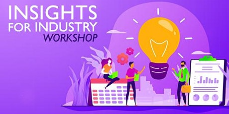 NGA Insights for Industry Workshop 2021 Tickets