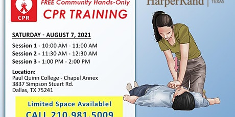 Community CPR tickets
