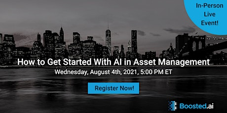 How to Get Started With AI in Asset Management tickets
