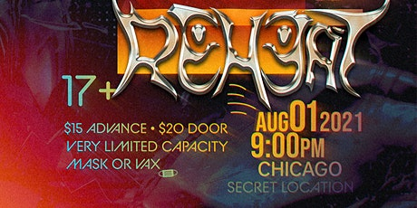 """Reset Presents: """"REHEAT"""" w/ special guests tickets"""