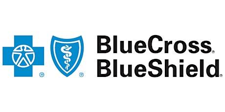 """ The BlueCross BlueShield Virtual Employer Showcase Event!"" tickets"