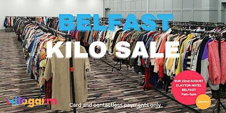 Belfast Kilo Sale Pop Up 22nd August tickets