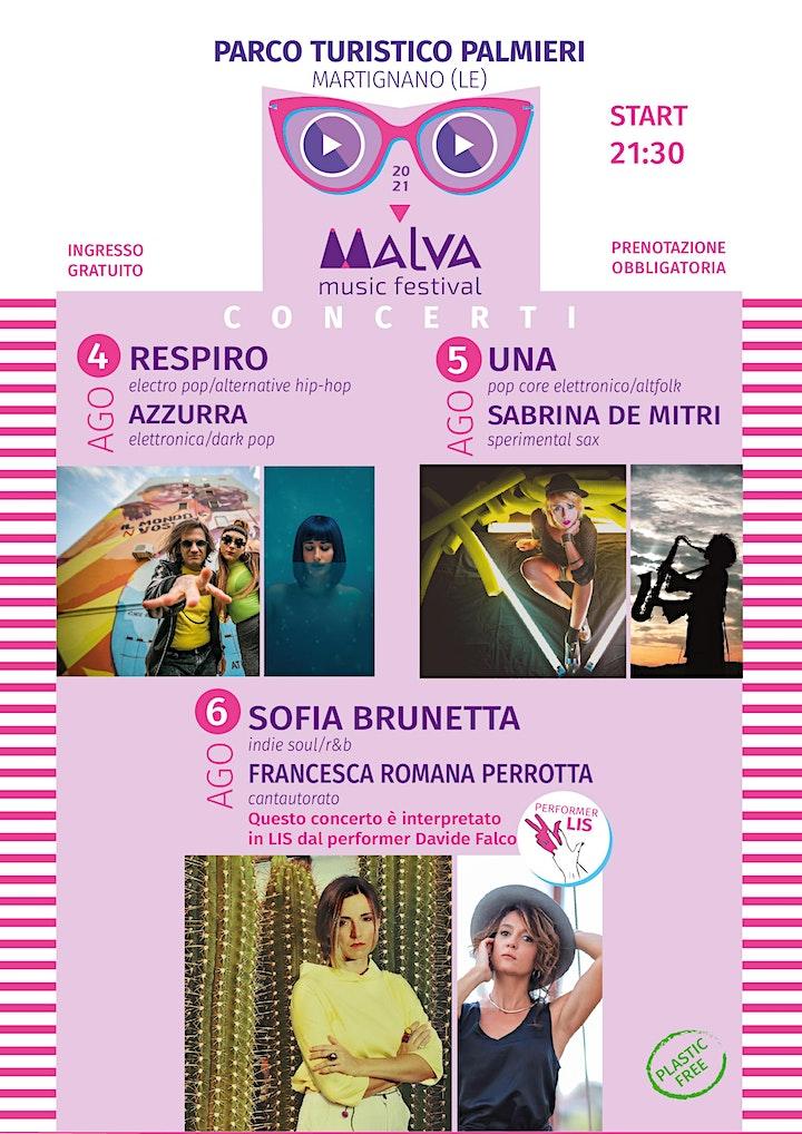 Immagine Malva Music Festival