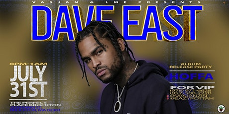 DAVE EAST HOFFA ALBUM RELEASE PARTY tickets