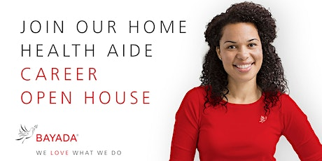 BAYADA Open House for Certified Home Health Aides tickets