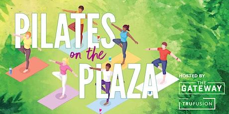 Pilates on the Plaza tickets