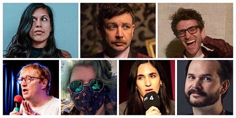 Factually Inaccurate Stand-Up, with Thom Tuck, Charlie George and more!! tickets