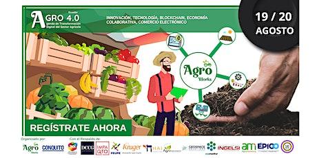 AGRO 4.0 ¨ Agenda de Transformación Digital del Sector Agrícola¨ Ecuador entradas