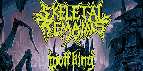 Skeletal Remains tickets