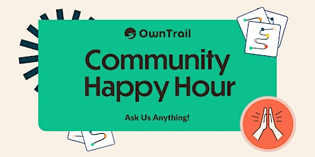 Community Happy Hour: August Edition tickets
