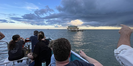 Sunset Boat Cruise to Stiltsville with Local Historian - Decolonizing Miami tickets