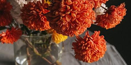 Boho Blooms & Brunch Flower Workshop tickets