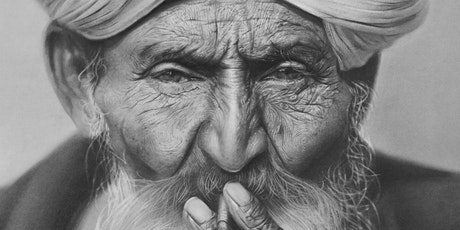 Hyperrealism Drawing Masterclass tickets