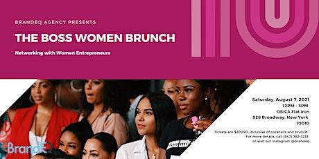 The Boss Women Brunch | Networking with Women Entrepreneurs tickets