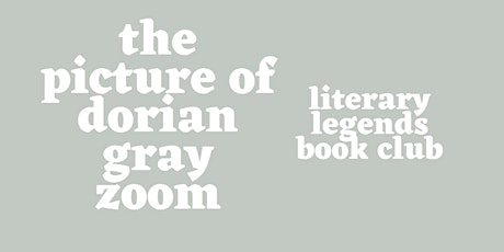 The Picture of Dorian Gray tickets