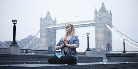FREE - Yoga class & book launch event in Central London tickets