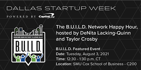 BUILD Networking Happy Hour tickets