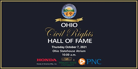 12th Ohio Civil Rights Hall of Fame tickets