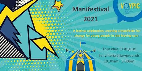 VOYPIC Manifestival 2021 tickets